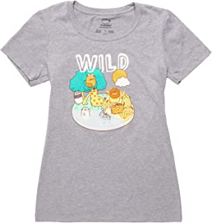 Pusheen Wild Pusheenimals Juniors T-Shirt