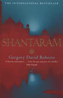 Shantaram by Gregory David Roberts - Paperback