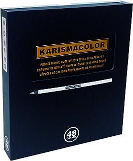 サンフォード 色鉛筆 カリスマカラー 48色セット