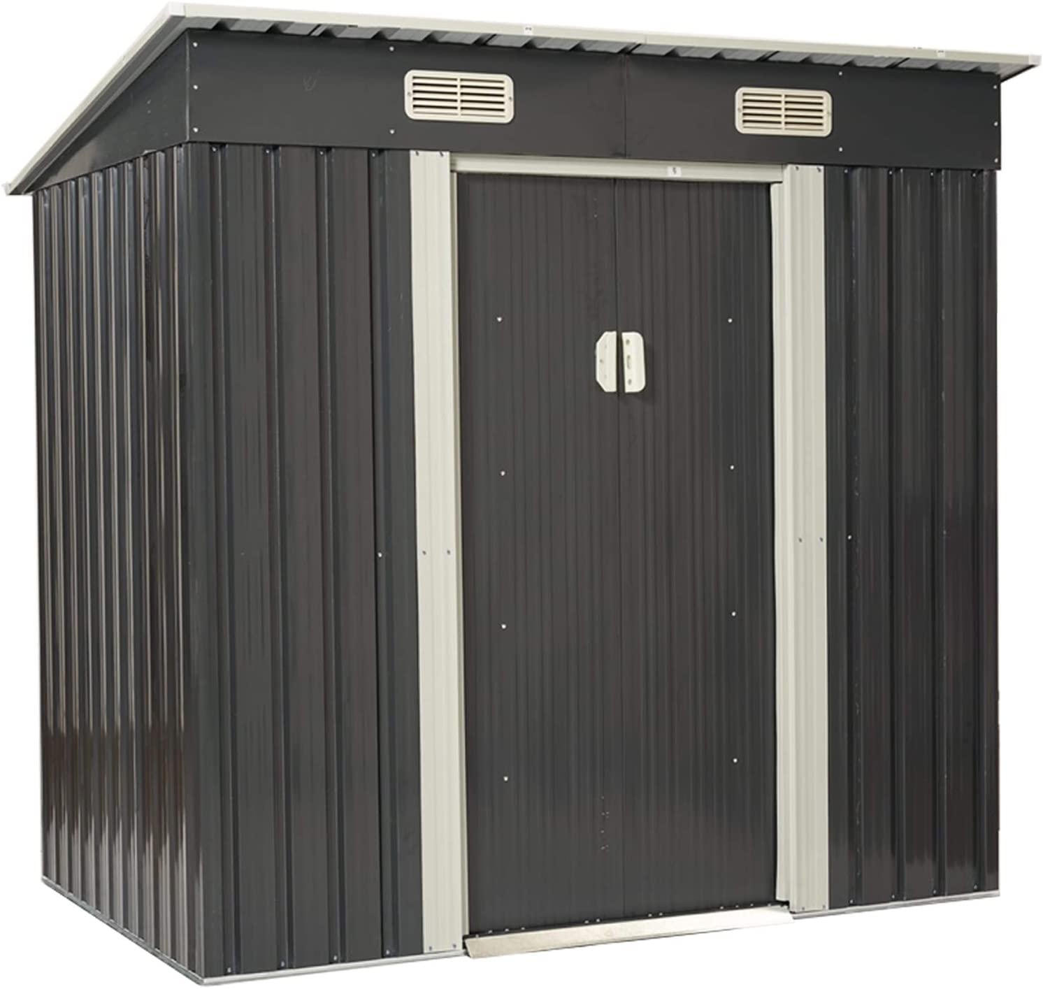 Oakmont Outdoor 4×6 Department store FT Storage Shed Seattle Mall wi Garden House Tool Walk-in