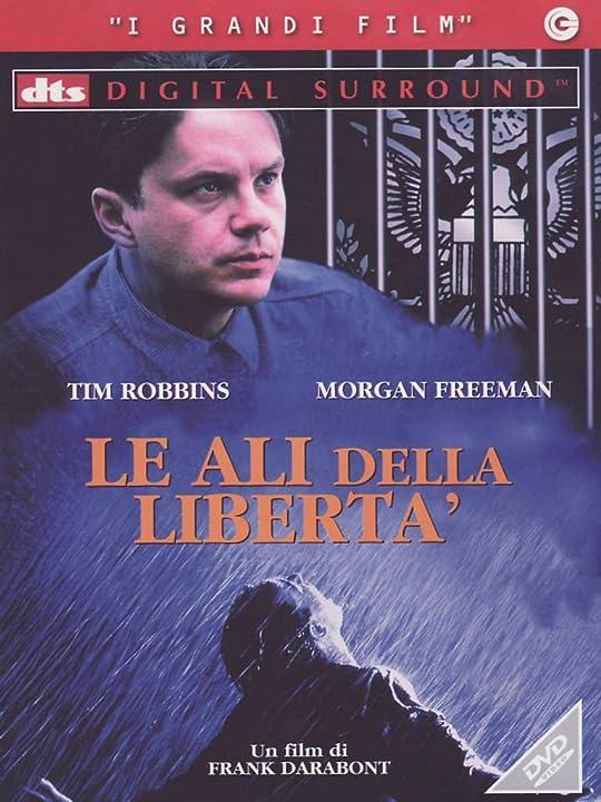 Film - dvd - le ali della liberta`(gr.film) - tim robbins , morgan freeman B0041KXH2I