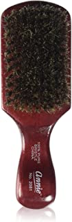 ANNIE Club Soft Brush (Model:2081), Natural wood, boar bristles, wooden brush, won't pull on your hair, detangler, pulls out the knots