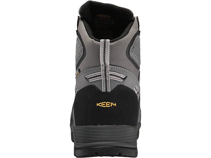 KEEN Utility Mens Davenport 6 400G CT Waterproof Work Boot
