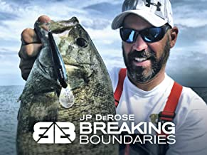 JP DeRose Breaking Boundaries - Season 3