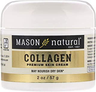 Mason Vitamins 100% Pure Collagen Beauty Cream, Pear Scent, 57 g