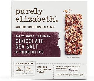 Sponsored Ad - Purely Elizabeth Ancient Grain Granola Bar - Certified Gluten-Free & Vegan, Non-GMO Project Verified | Prob...