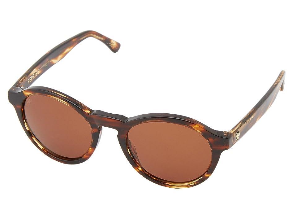 Electric Eyewear Reprise (Tortoise Shell/M Bronze) Sport Sunglasses