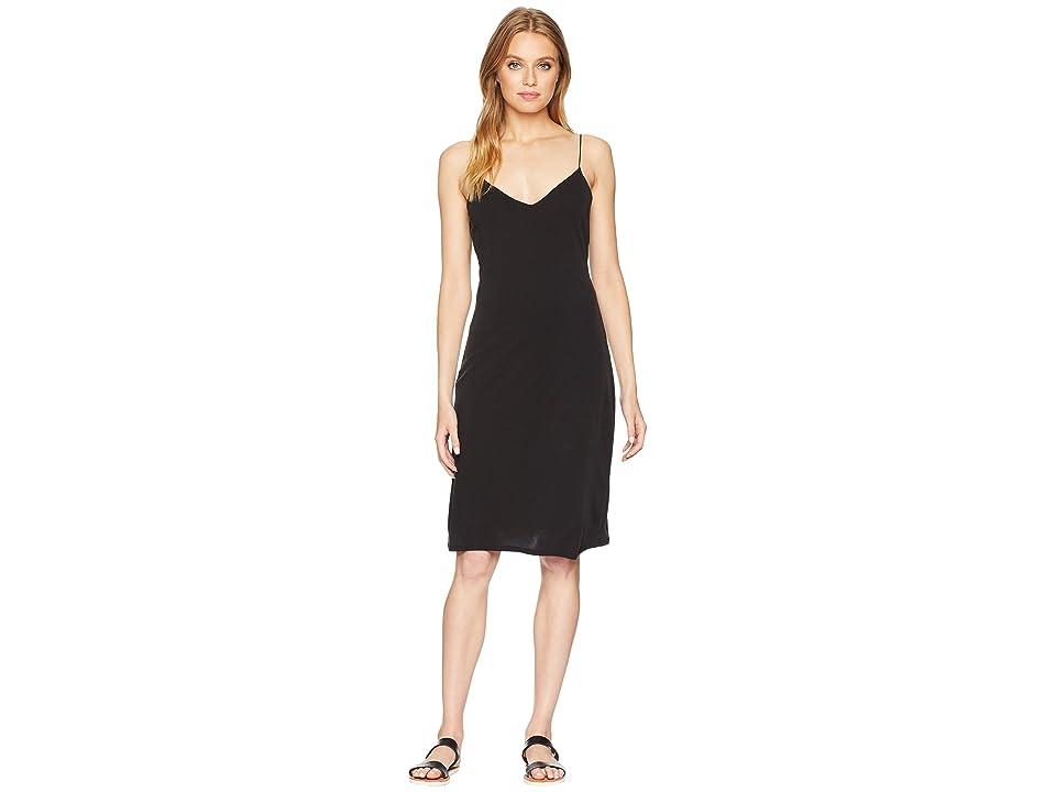 Volcom Mojo Dojo Dress (Black) Women