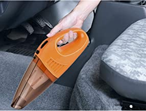 Car Vacuum Cleaner 4-in-1 Car Cleaner 12V 70W Hand Cable Caravan Wet/Dry Portable Vacuum Cleaner For Car Home White