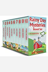 The Rainy Day Mysteries: All Ten Books Kindle Edition