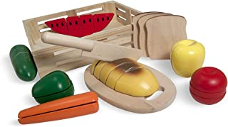 melissa and doug cutting bread set