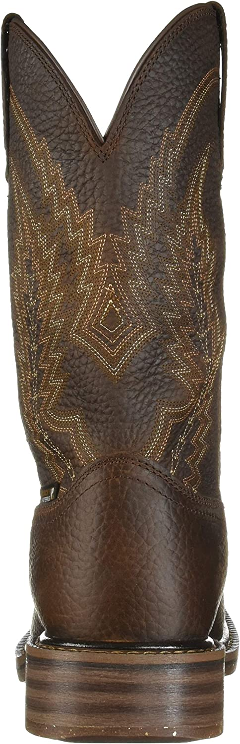 Rocky Mens Riverbend Western Boot