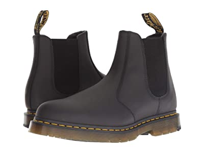 Dr. Martens 2976 Wintergrip (Black Snowplow Waterproof) Men
