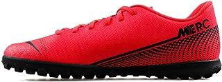 Chuteira Nike Mercurial Vapor 13 Masculina Coral e Preta - Society-41