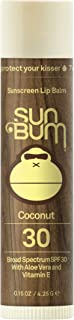 SUN BUM SPF30 LIP BALM COCONUT (US IMPORT) by SUN BUM