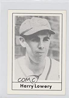 Harry Lowery (Baseball Card) 1978 Grand Slam - [Base] #74