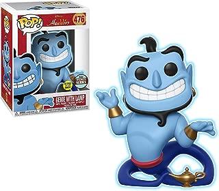 FUNKO POP! Specialty Series: Disney - Genie w/ Lamp (Glow in The Dark)