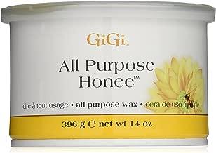 GiGi All Purpose Honee Wax 14 oz (Pack of 12)