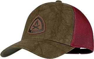 Buff Unisex's Lowney Trucker Cap, Green, L-XL