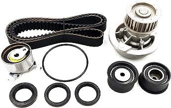 Timing Belt Water Pump Kit fits for 2004 2005 2006 2007 2008 Suzuki Forenza, 2004-2007 Chevrolet Optra, 1999-2002 Daewoo Nubira 2.0L 16V DOHC