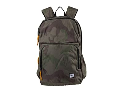 Volcom Roamer Backpack (Camouflage) Backpack Bags