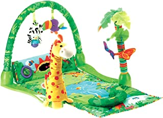 Fisher-Price Rainforest 1-2-3 Musical Gym (Discontinued by Manufacturer)