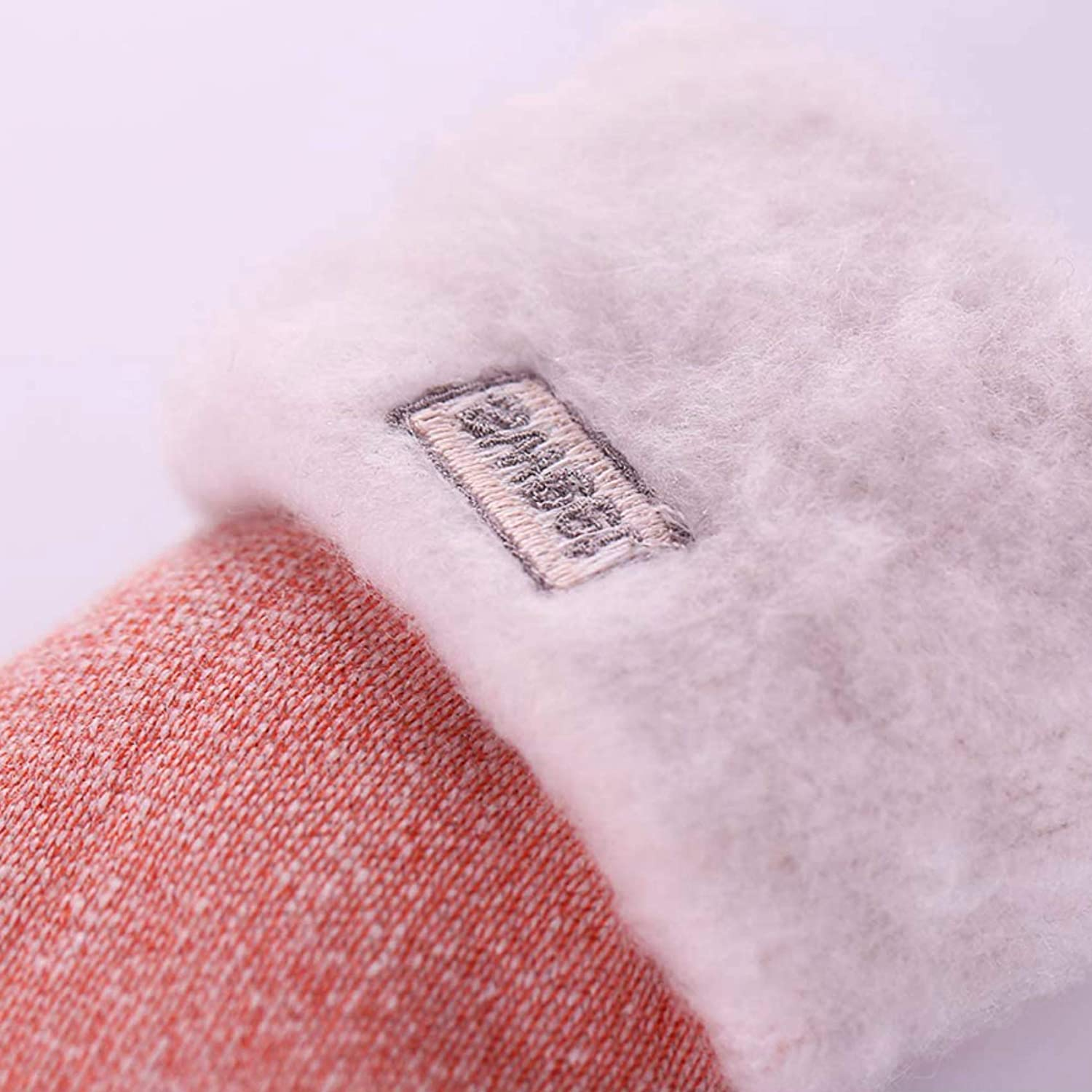 Hissox Soft Warm Winter Crew Socks Lined Insulated Thick Heat Socks For Cold Weather Womens Thermal Socks