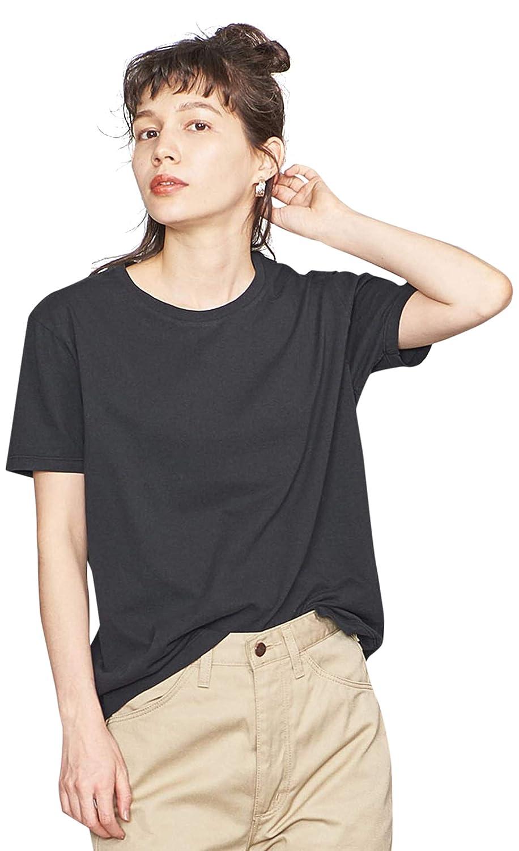 [ビューティ&ユース] TRADITIONAL バイオクルーネック Tシャツ レディース 16172415330