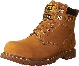 حذاء العمل من كاتربيلار للرجال بمقدمة اصابع من الستيل