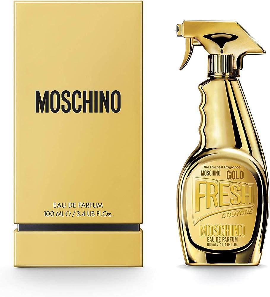 Moschino eau de parfum da donna 100 ml 10013124