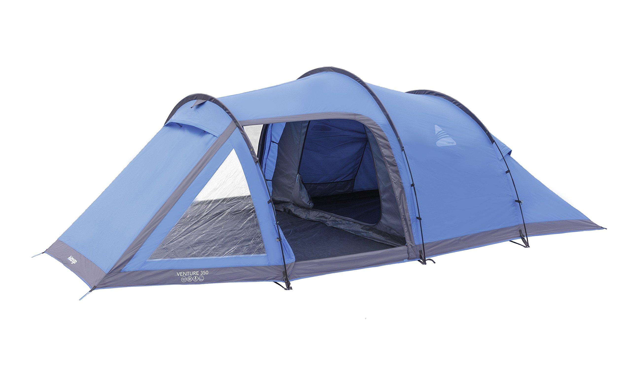 Vango Venture Tunnel Tent River Blue 350