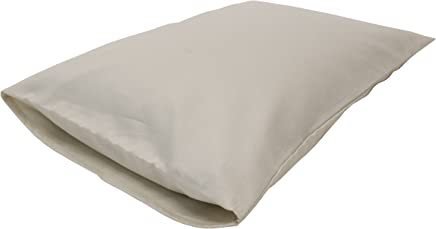 featured product Bean Products Japanese Pillowcase (14x20) - Enclosed Sleeve Style - Wheat Dreamz -100% Certified Organic - Made in USA - Organic Natural
