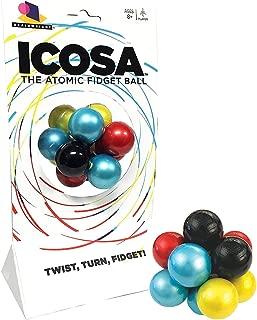 ICOSA The Atomic Fidget Ball Pattern Game
