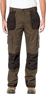 Caterpillar Mens Cargo Pants with Holster Pants, Dark...