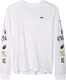 (Disney) Characters Long Sleeve Tee