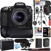 $1399 » Canon EOS 90D 32.5MP CMOS Digital SLR Camera w/EF-S 18-55mm is STM Lens & More Bundle