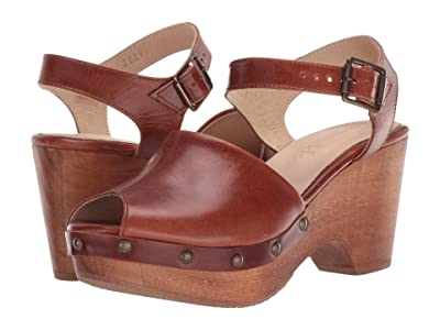 Cordani Zeda (Cognac Leather) Women