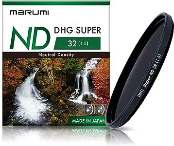 Marumi DHG SND32 High Grade Super Neutral Density Filter 67mm for Digi...