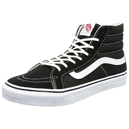 f6c2c2b53e Vans Unisex Sk8-Hi Slim Women s Skate Shoe
