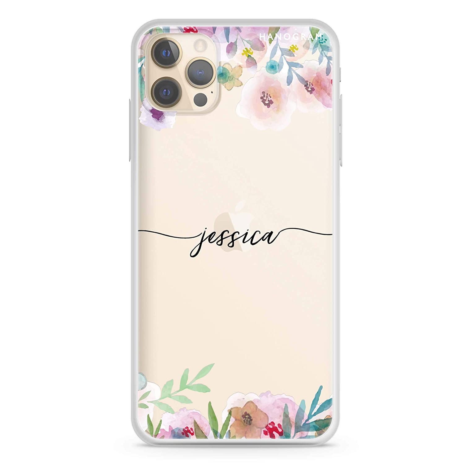 Art of Floral iPhone 12 Pro Max Soft Case iPho Dealing full lowest price price reduction Clear