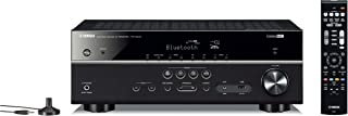 Yamaha HTR-3072 5.1-Channel 4K Ultra HD AV Receiver with Bluetooth