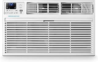 Emerson Quiet Kool 230V 10,000 Smart Through-The-Wall 10,600 BTU Supplemental Heating, EATE10RSD2T Air Conditioner, 10000, WiFi, White