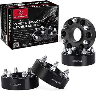 Wheel Spacers for Chevy Silverado 6x5.5, 2