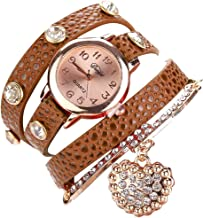 TIFENNY 2019 New Linked List Wristwatch Leather Strap Ladies Bracelet Watch Simple Small and Exquisite Dial Timepiece