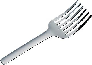 Alessi Kl13 Tibidabo Fourchette à Spaghettis en Acier Inoxydable 18/10 Brillant