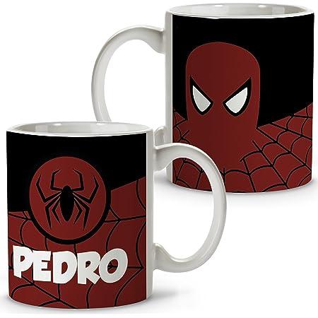 ABYstyle - Marvel – Spiderman Pack de cabeza de Spiderman ...