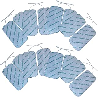Large TENS Pads 16 Tens Electrodes for TPN, Lloyds, Tenscare