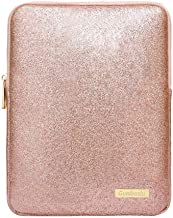 9-11Inch Tablet Sleeve Bag Case, Glitter PU Leather Pouch Cover Cases for iPad 10.5