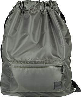Urban Classics Pocket Gym Bag Sacca, 43 cm, Verde (Darkolive)