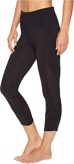 Breathe Lux Crop Legging